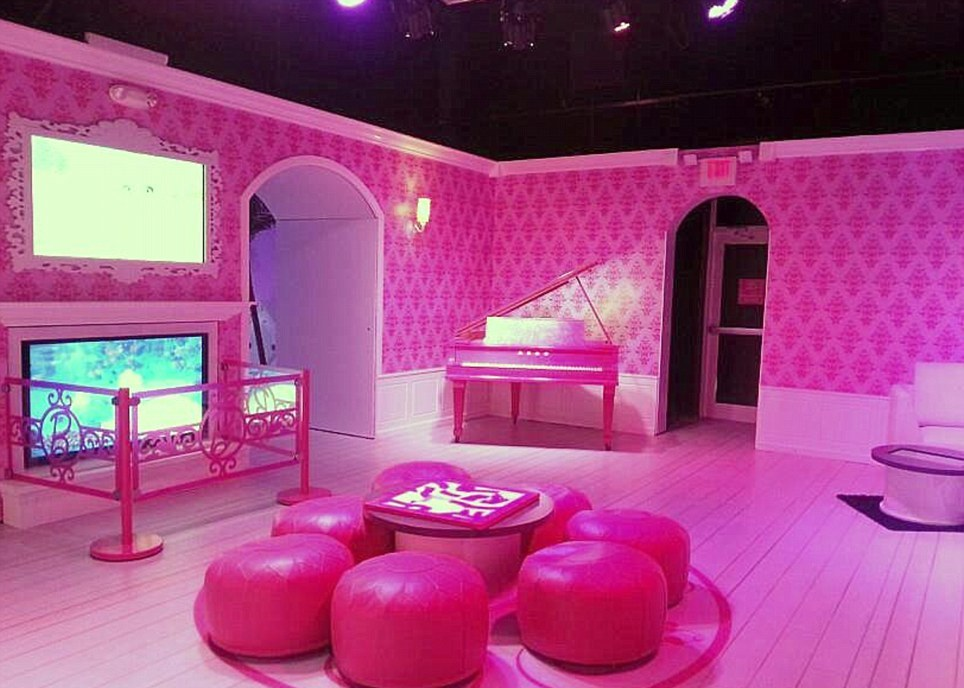 BARBIE VIP EXPERIENCE AT FORTE VILLAGE